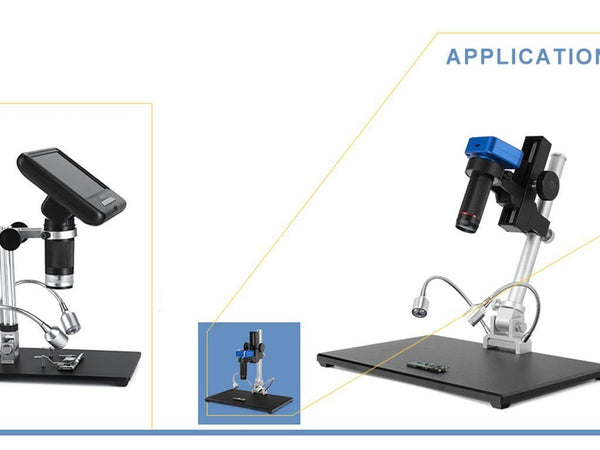 Evolution of Development of Digital Microscope
