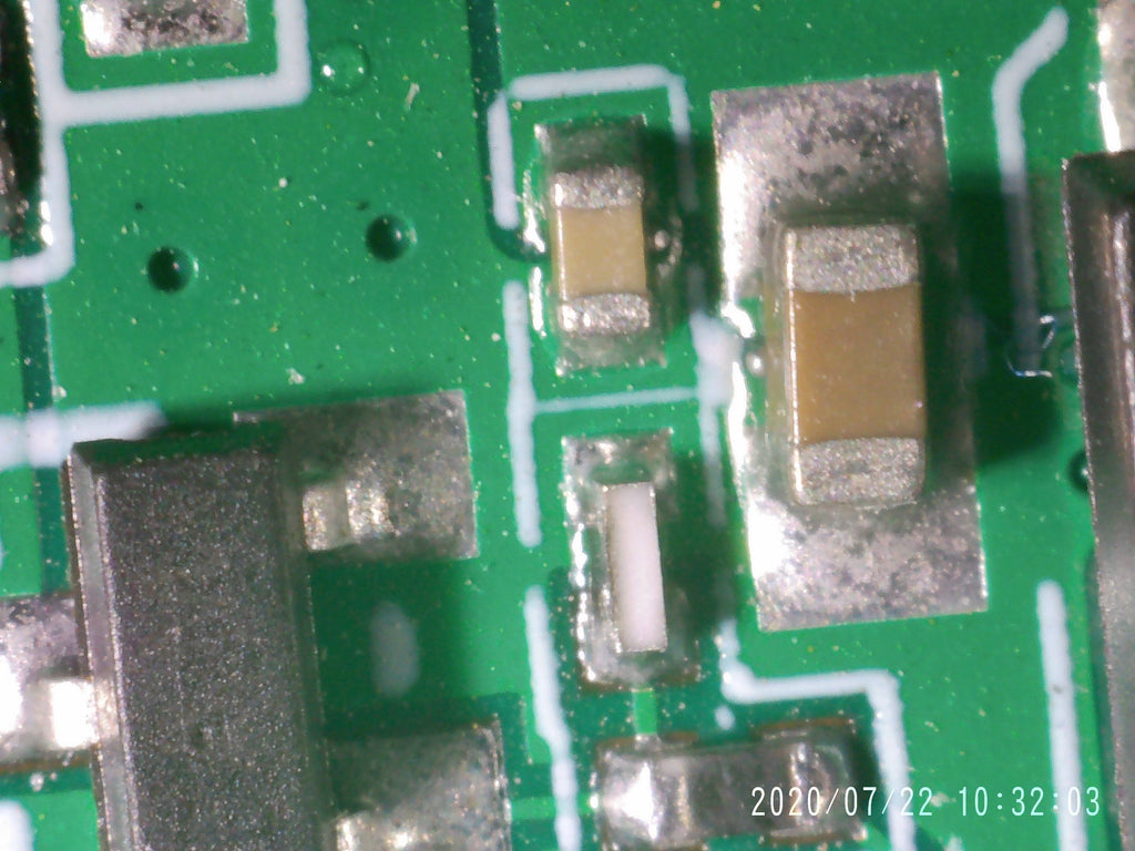 On the Printed circuit boards(PCB)