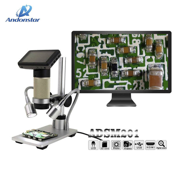 Stereo Microscope, Compund Microscope and Digital Microscope, What's the Difference?