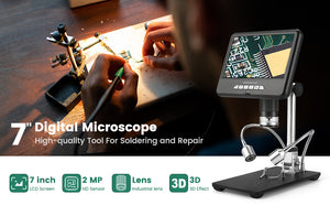 Andonstar AD207 7'' LCD Screen Digital Microscope