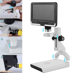 Andonstar AD108 Digital Microscope for Children/Student - Andonstar