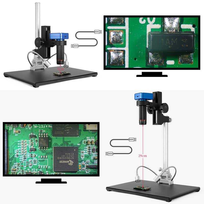 HDMI Andonstar AD1605 Digital Microscope With HD Video and 4K High Resolution