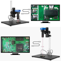 Andonstar AD1605 4K HDMI USB Digital 150X Video Microscope - Andonstar