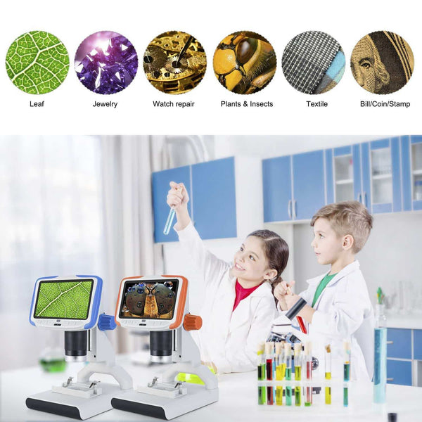 Andonstar AD205 Children Digital Microscope With Clear Image and HD Video