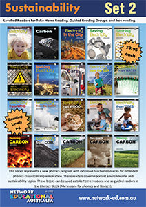 Click here to download our Sustainability Set 2 Reader Brochure