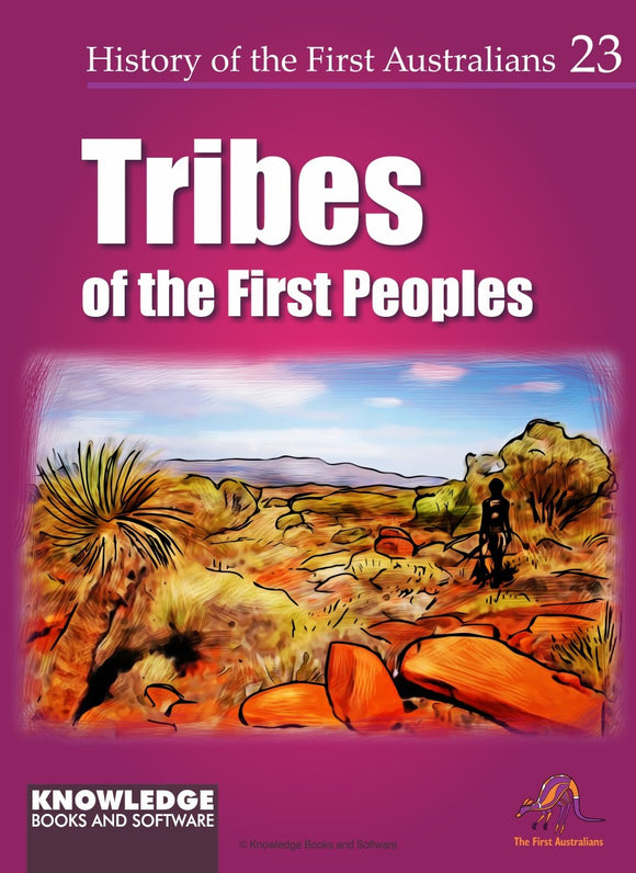 First Peoples Tribes 9781925714425