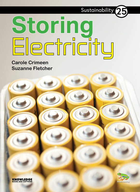 Storing Electricity