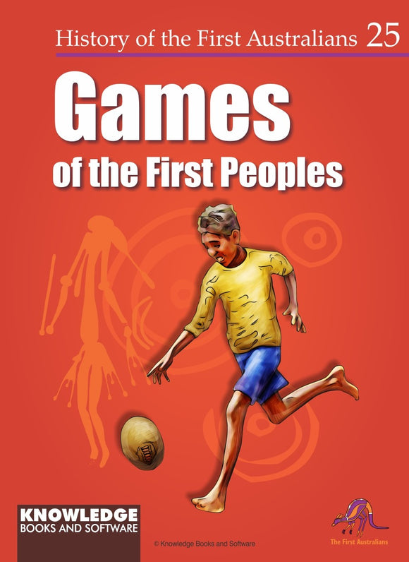 Games of the First People 9781925714449