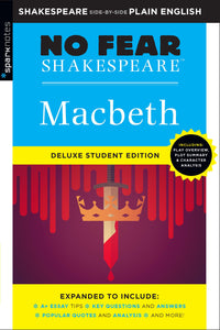 Macbeth (No Fear Shakespeare Deluxe Student Edition) 9781411479678