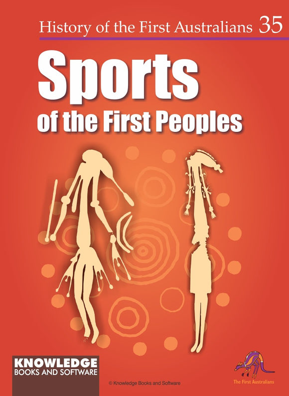 Sports of the First People 9781925714548