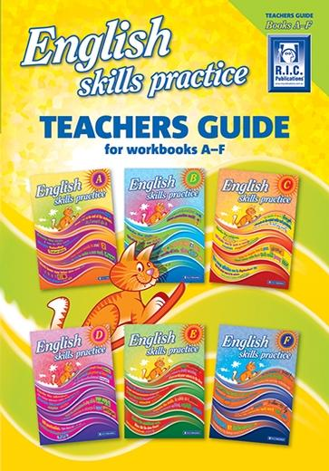English skills practice Teachers guide – Year 1 to Year 6 9781922116772