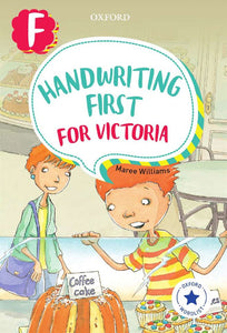 Handwriting First for Victoria Foundation 9780190312541