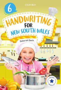 Oxford Handwriting for New South Wales Year 6 9780190312602
