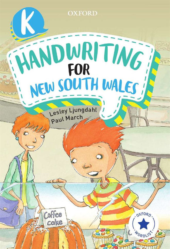 Oxford Handwriting for New South Wales Foundation 9780190312619