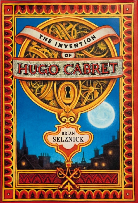 Invention of Hugo Cabret 9780439813785