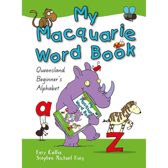 My Macquarie Word Book - Queensland 9780732991852