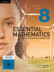 Essential Mathematics for the Australian Curriculum Year 8 9781107568853