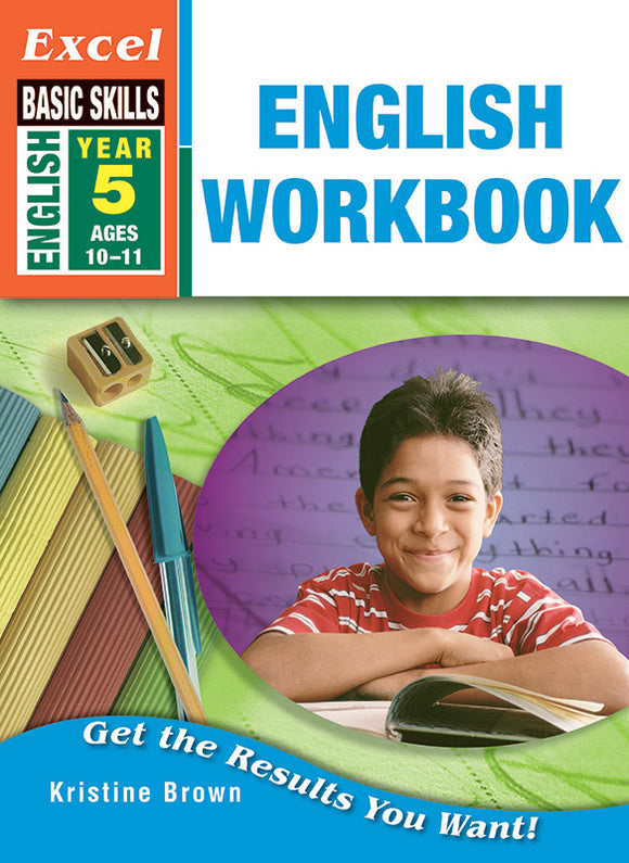 Excel Basic Skills: English Workbook Year 5 9781741251586