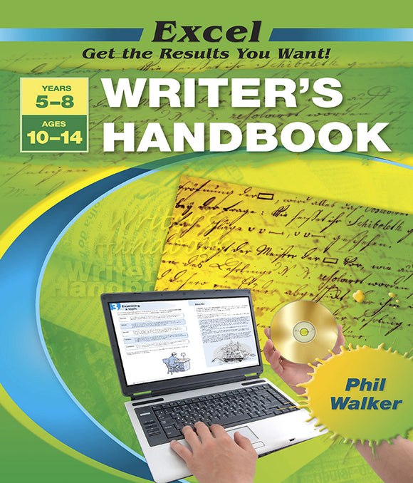Excel Writer's Handbook Years 5-8 9781741252835