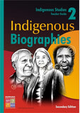Indigenous Biographies Teacher Guide Secondary 9781741620467