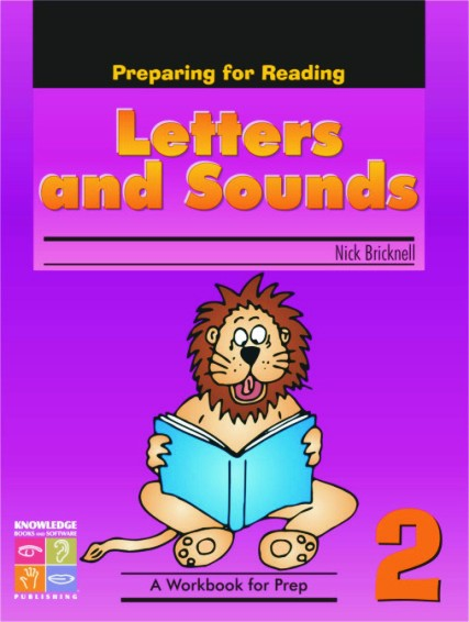Letters and Sounds: Preparing for Reading Book 2 9781741621709