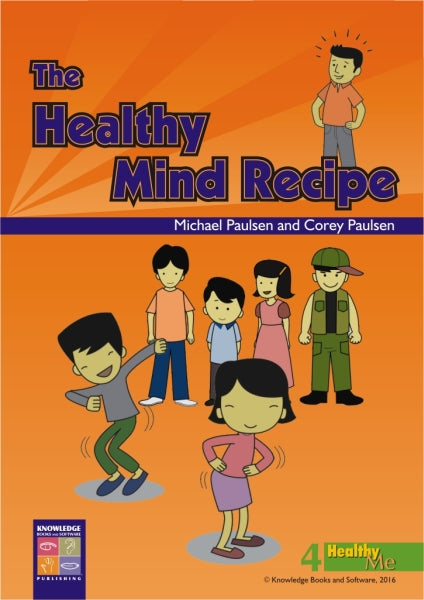 Healthy Mind Recipe 9781875219346