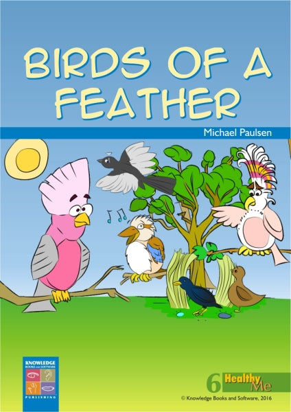 Birds of a Feather 9781875219650
