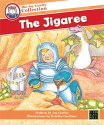 The Jigaree (Big Book) 9781877454646