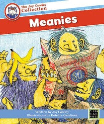 Meanies (Big Book) 9781877454707
