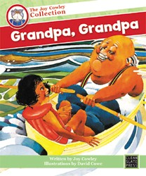Grandpa, Grandpa (Big Book) 9781877454745