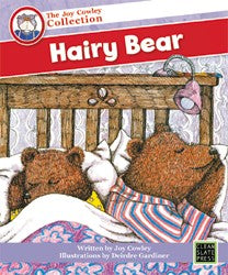 Hairy Bear (Big Book) 9781877454783