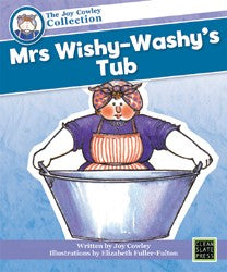 Mrs Wishy-Washy's Tub (Small Book) 9781877454790