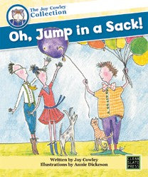 Oh, Jump in a Sack (Small Book) 9781877454998