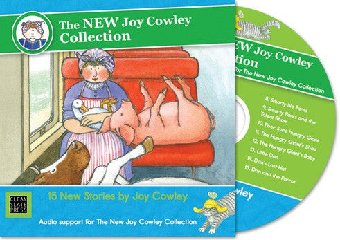 The New Joy Cowley Collection Green Set Audio CD JCGCD