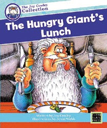 The Hungry Giant's Lunch (Small Book) 9781877499166