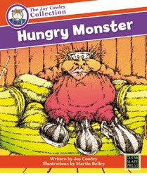 Hungry Monster (Small Book) 9781877499180