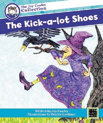 The Kick-a-lot Shoes (Small Book) 9781877499203