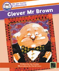 Clever Mr Brown (Small Book) 9781877499241
