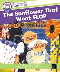 The Sunflower That Went FLOP (Big Book) 9781877499272