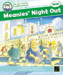 Meanies Night Out (Small Book) 9781877499296