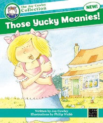 Those Yucky Meanies! (Small Book) 9781877499319