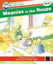 Meanies in the House (Big Book) 9781877499340