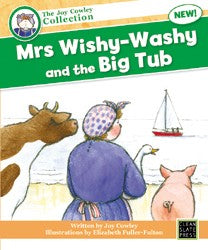 Mrs Wishy-Washy and the Big Tub (Big Book) 9781877499449