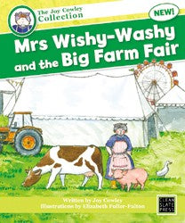 Mrs Wishy-Washy and the Big Farm Fair (Big Book) 9781877499463