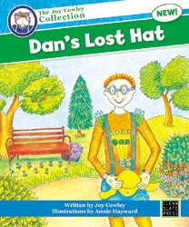 Dan's Lost Hat (Big Book) 9781877499500