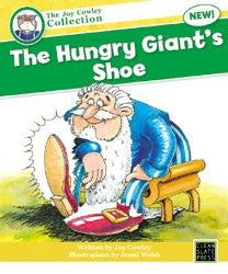 The Hungry Giant's Shoe (Small Book) 9781877499968