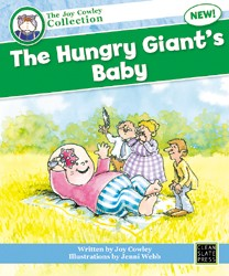 The Hungry Giant's Baby (Big Book) 9781877499999