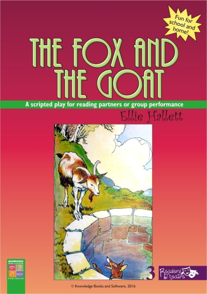 Fox and the Goat 9781925398069