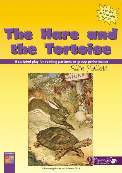 Hare and the Tortoise, The 9781925398090