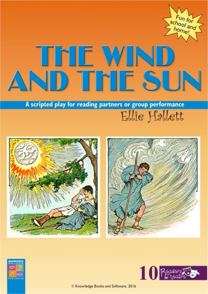 Wind and the Sun, The 9781925398106